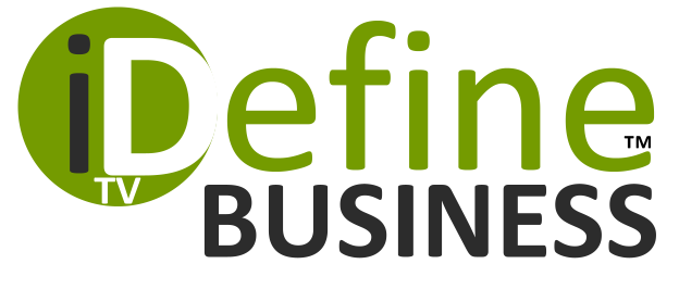 iDefine TV Logo - BUSINESS