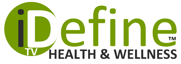 iDefine TV Logo - HEALTH & WELLNESS