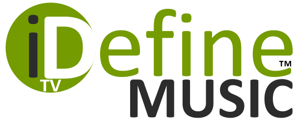 iDefine TV Logo - MUSIC