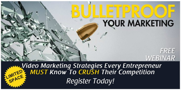 Bulletproof Your Marketing