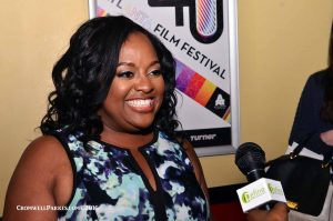 Interviewed Sherry Shephard: actress, comedian, author and TV personality
