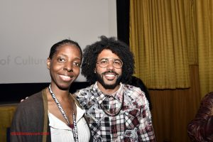 Met Daveed Diggs: actor (Black-ish), rapper, singer, songwriter, screenwriter, and film producer