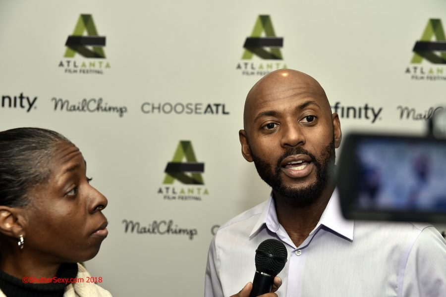 Interviewed Romany Malco: actor, writer and director