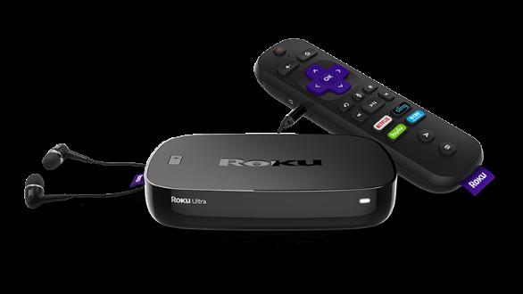 Roku Ultra LT Streaming Player